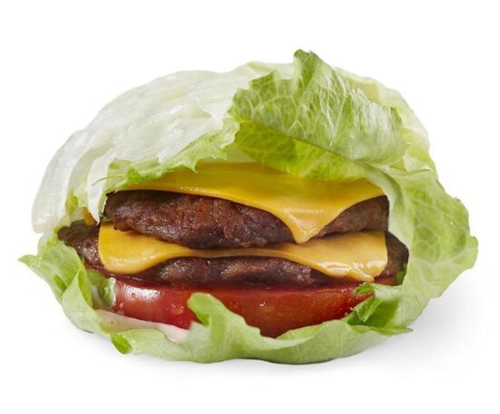 Fit o Cheeseburger